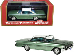 1960 Oldsmobile Fern Green Mist Metallic with White Top
