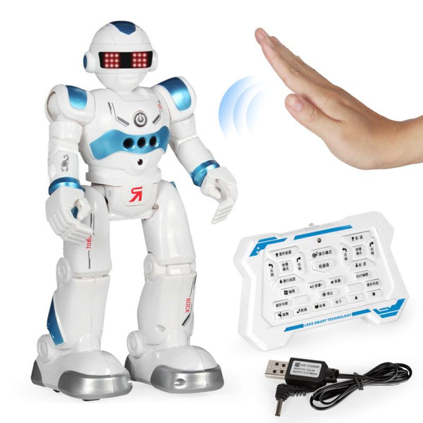 Remote Control Robot Toy For Kids Intelligent