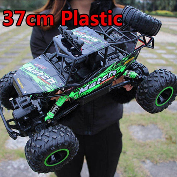 1:12 4WD RC Car Updated Version 2.4G Radio Control RC Car Toys