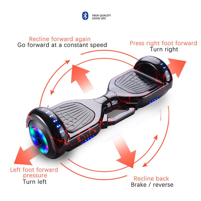 Electric Unicycle Drift Self Balancing Standing Scooter