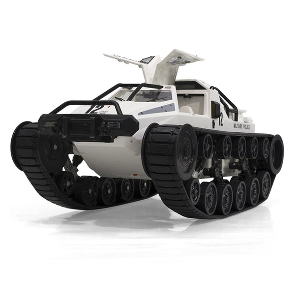 Tank Car With Gull-Wing Door Drift 2.4G 1:12 High Speed