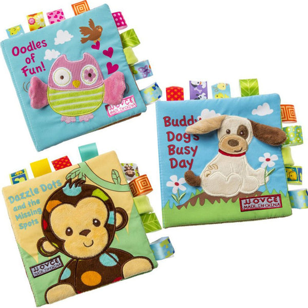 Intellectual Baby Books Toys