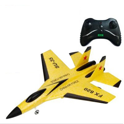 2.4G Glider RC drone Fixed wing airplane Electric Outdoor Plane toys