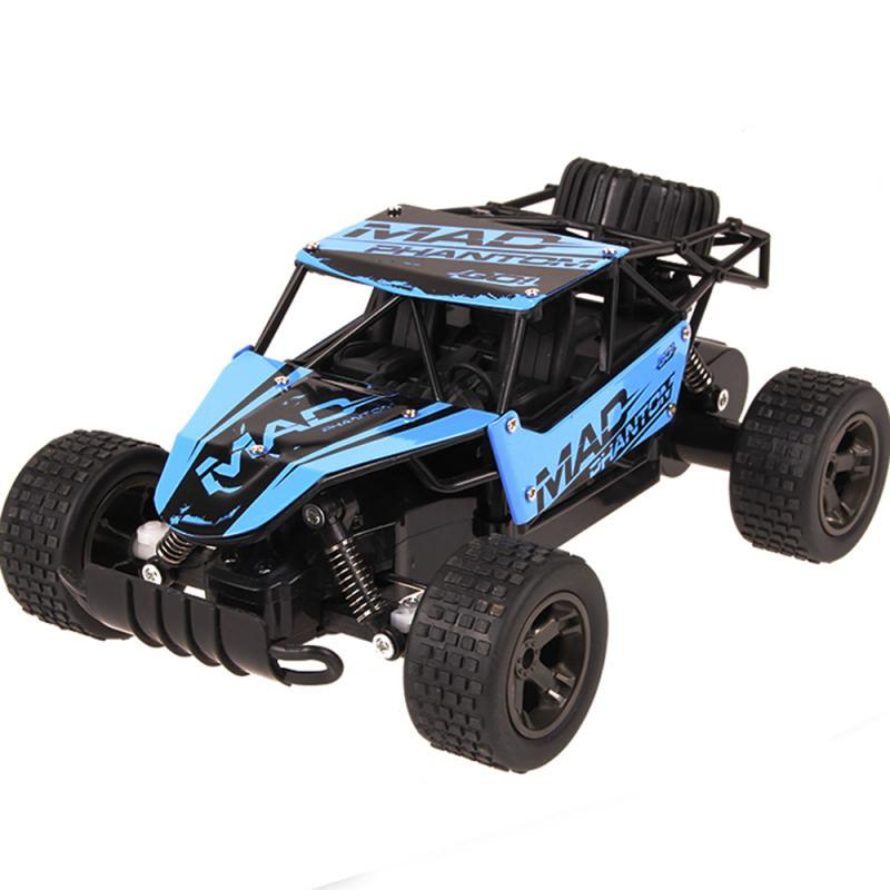 Off-Road Vehicle Toy SUV Rock Monster Truck 2.4G Buggy RC Car