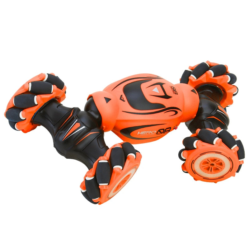 High Speed Gesture Sensing Stunt Car 2.4G Remote Control Car 360° Deformation Climbing Vehicle Children Toys