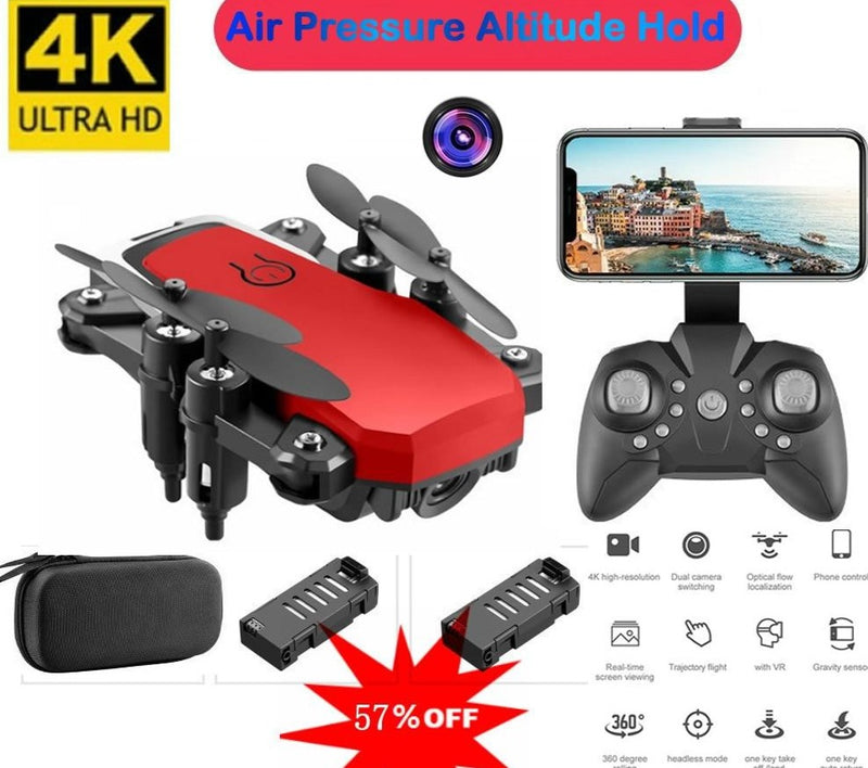 4K HD with Camera Remote Control Helicopter