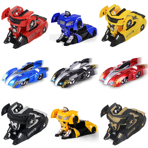 Anti Gravity Ceiling Climbing Car Electric 360 Rotating Stunt RC Car