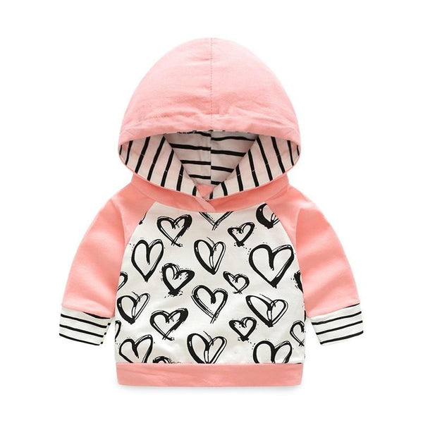 Spring newborn baby girls clothes sets
