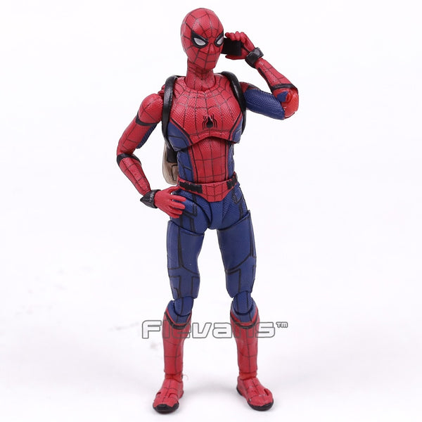 The Spiderman PVC Action Figure Collectible Model Toy 14cm