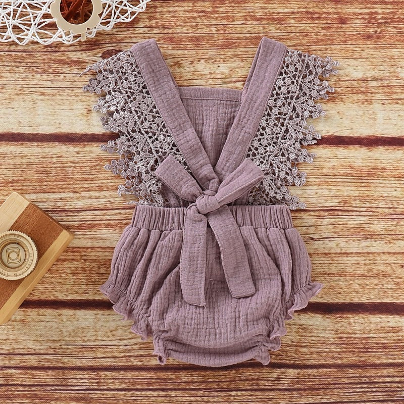 0-18M Cotton Baby Girl Clothes