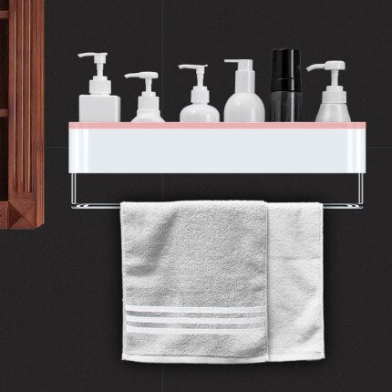Bathroom Wall-mounted Storage Racks