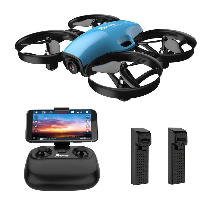 A30W Mini Drone RC Drone Quadcopters Headless Mode One Key Return RC Helicopter Best Toys For Kids