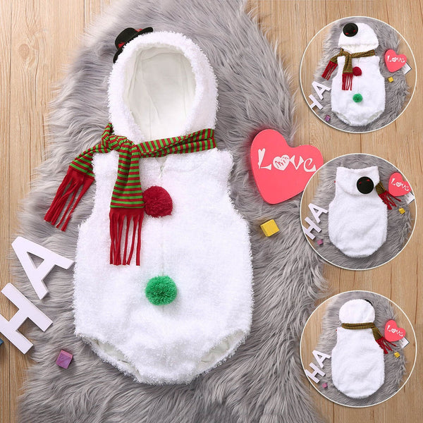 Cute Toddler Christmas Outfits Infant Baby Boys Girls