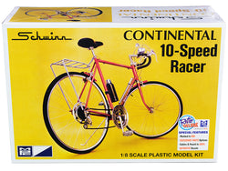 Skill 2 Model Kit Schwinn Continental 10-Speed Bicycle 1/8 Scale Model by MPC