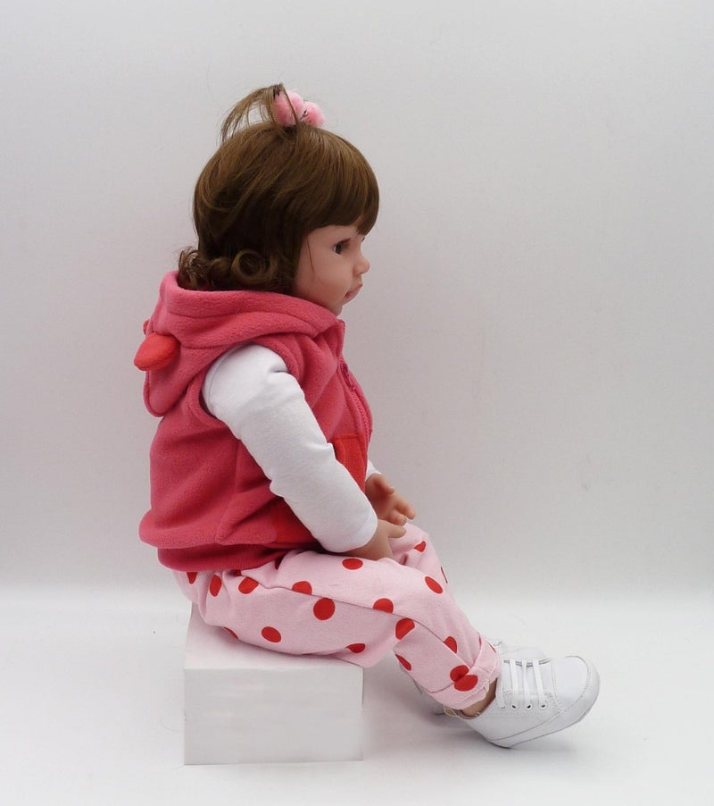 soft silicone reborn toddler dolls
