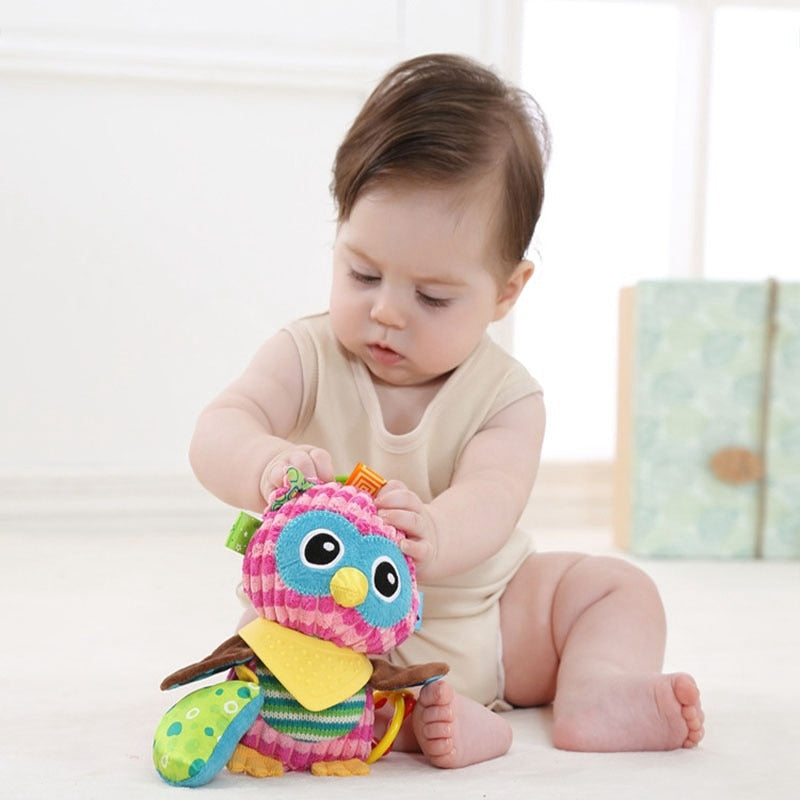 Cute Baby Soft Musical Toys