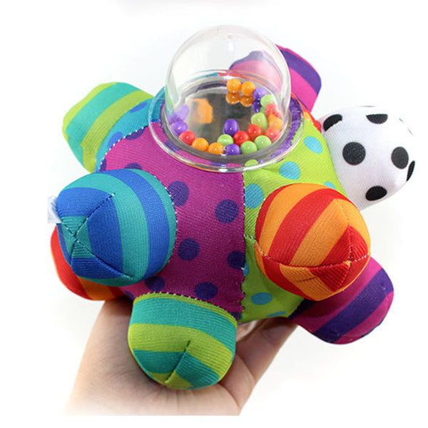 Loud Bell Baby Ball Rattles Toy