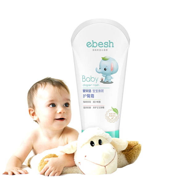 Baby Moisturising Buttocks Cream Skin Care Diaper Rash Cream