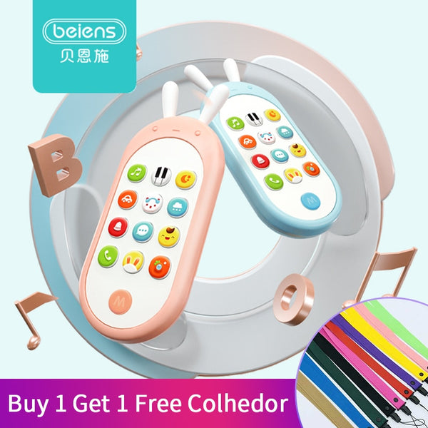 Mobile Phone Toy for Kids