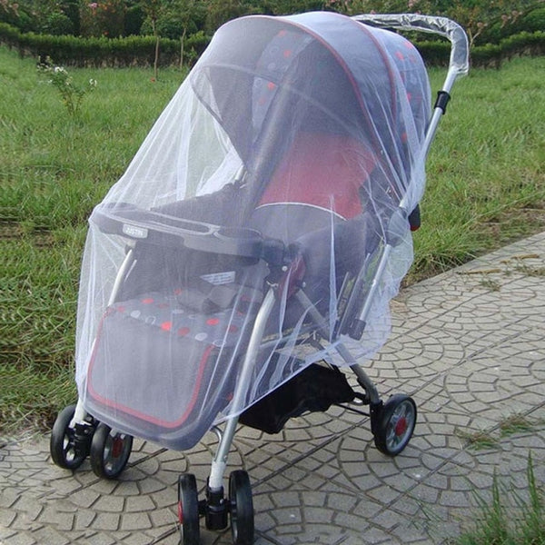 Baby Stroller Pushchair Mosquito Insect Shield Net