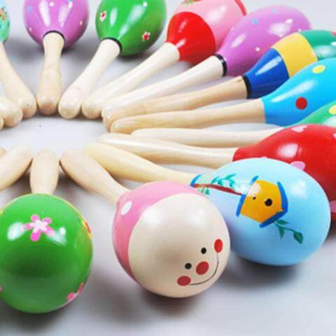 Hot High quality Cute colorful baby music toys hammer