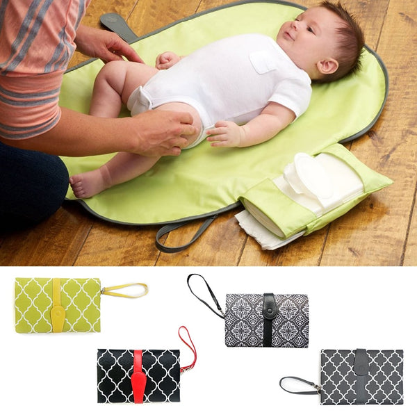 Foldable Waterproof Diapers Mat Urine Pad