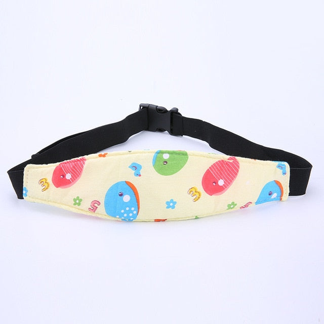 Baby Head Support Car Safety Seat Sleep Positioner