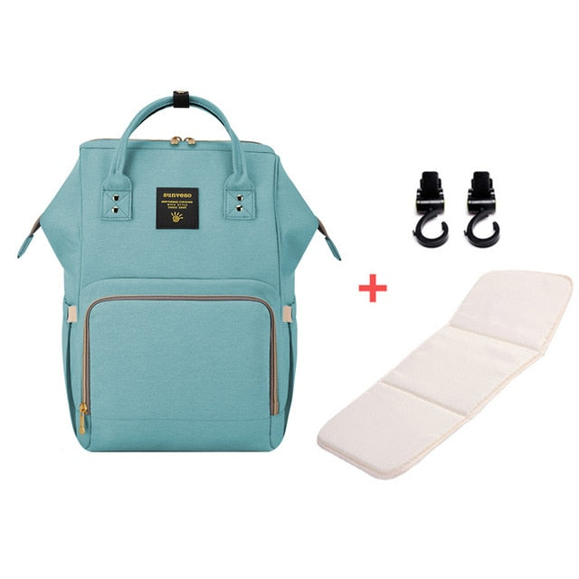 Mummy Maternity Diaper Bag - Green H - Baby Accessories