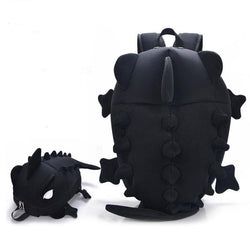 Factory Outlet 2018 Creative Kids 3D Animal Backpack Dinosaur Shape Children Primary Cartoon School Bags - Bags