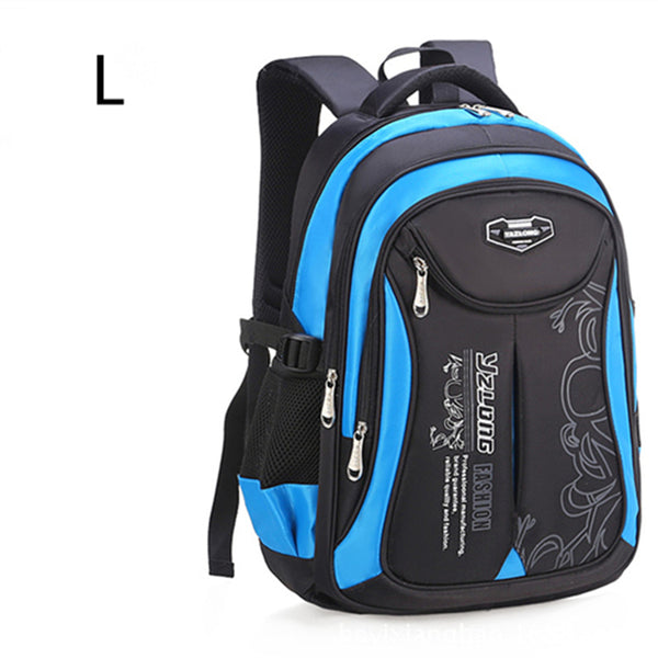 Kids Orthopedic Waterproof Backpack - Kids Bag