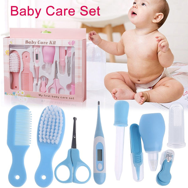 Baby Health Care Set Portable Newborn Baby Tool Kits