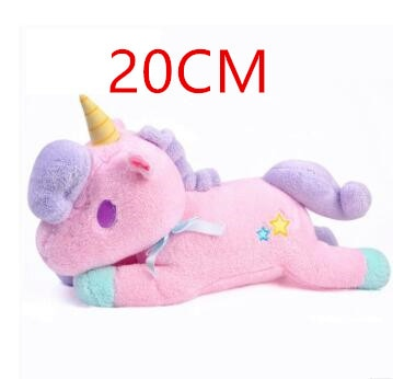Soft Horse Kawaii Rainbow Unicorn Doll Birthday Or Christmas Gift - I 20Cm - Soft Toys