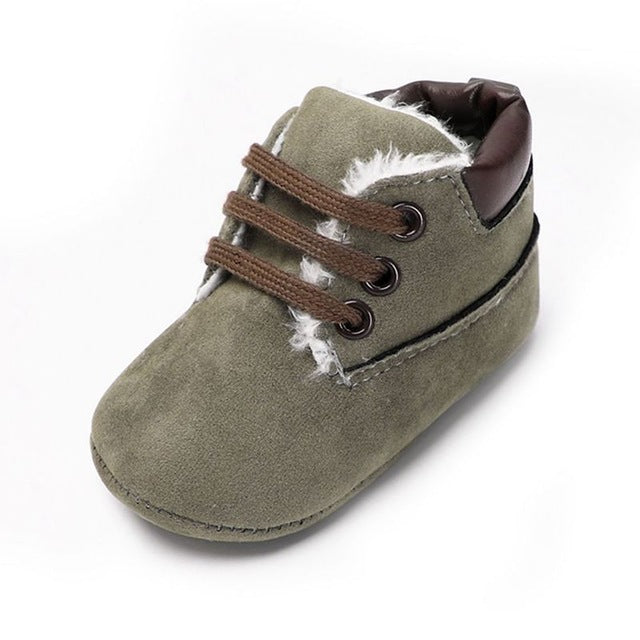 Classic Handsome First Walkers Shoes