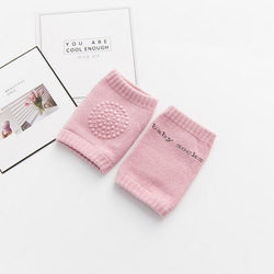 Baby Safety Knee Pads - Pink - Baby Accessories