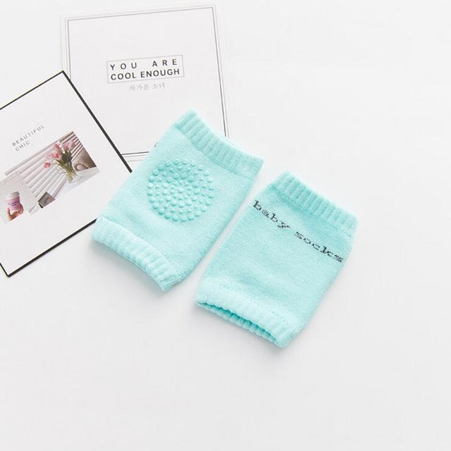 Baby Safety Knee Pads - Mint - Baby Accessories