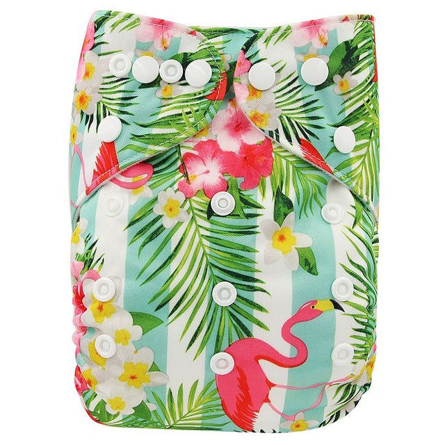 Baby Cloth Diapers Reusable Nappies