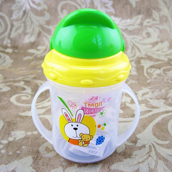 150 ml New Infant Baby Cute Rice Cereal Feeding Bottle