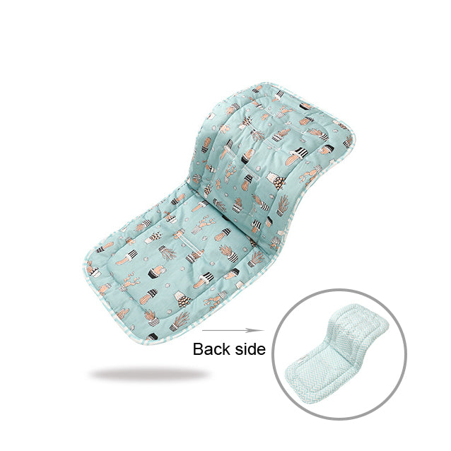 Baby Stroller Cushion Cotton Stroller Pad
