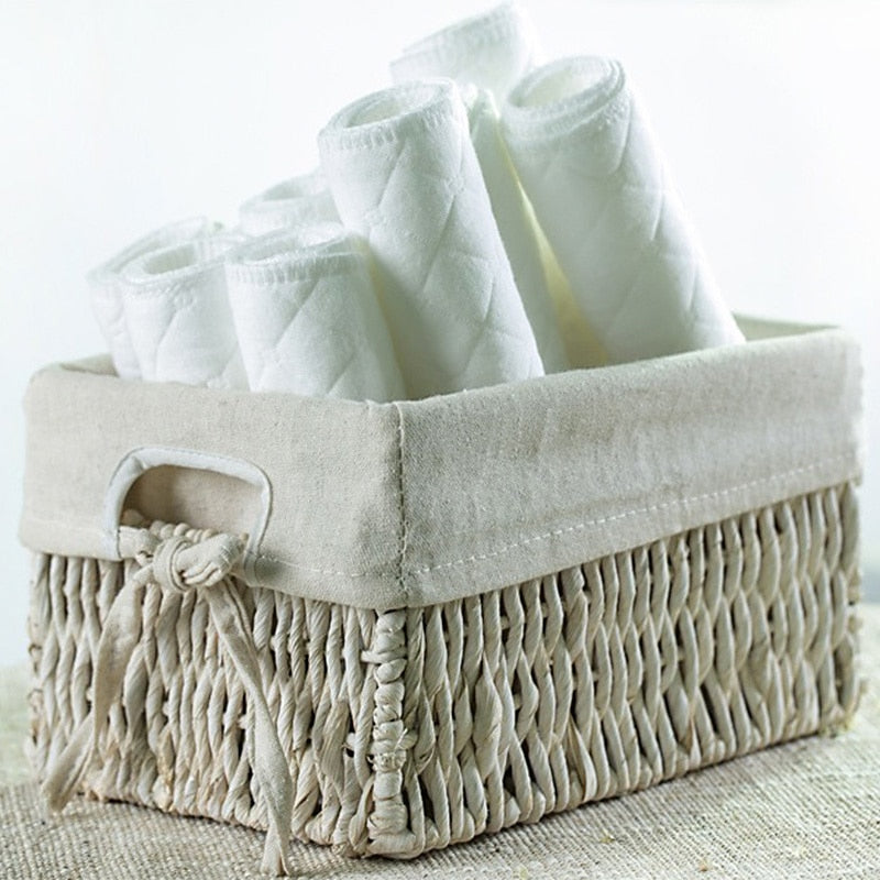 New Reusable baby Cotton Washable Diaper