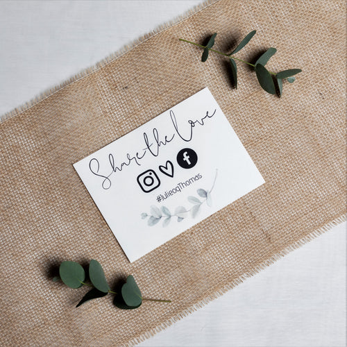 Eucalyptus share the love
