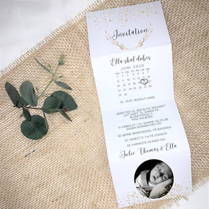 Ella invitation