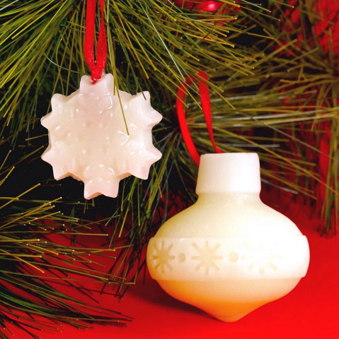 DIY Beeswax Ornament