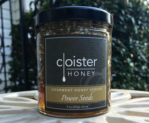 Power Seeded Honey