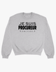 Sweatshirt Procureur