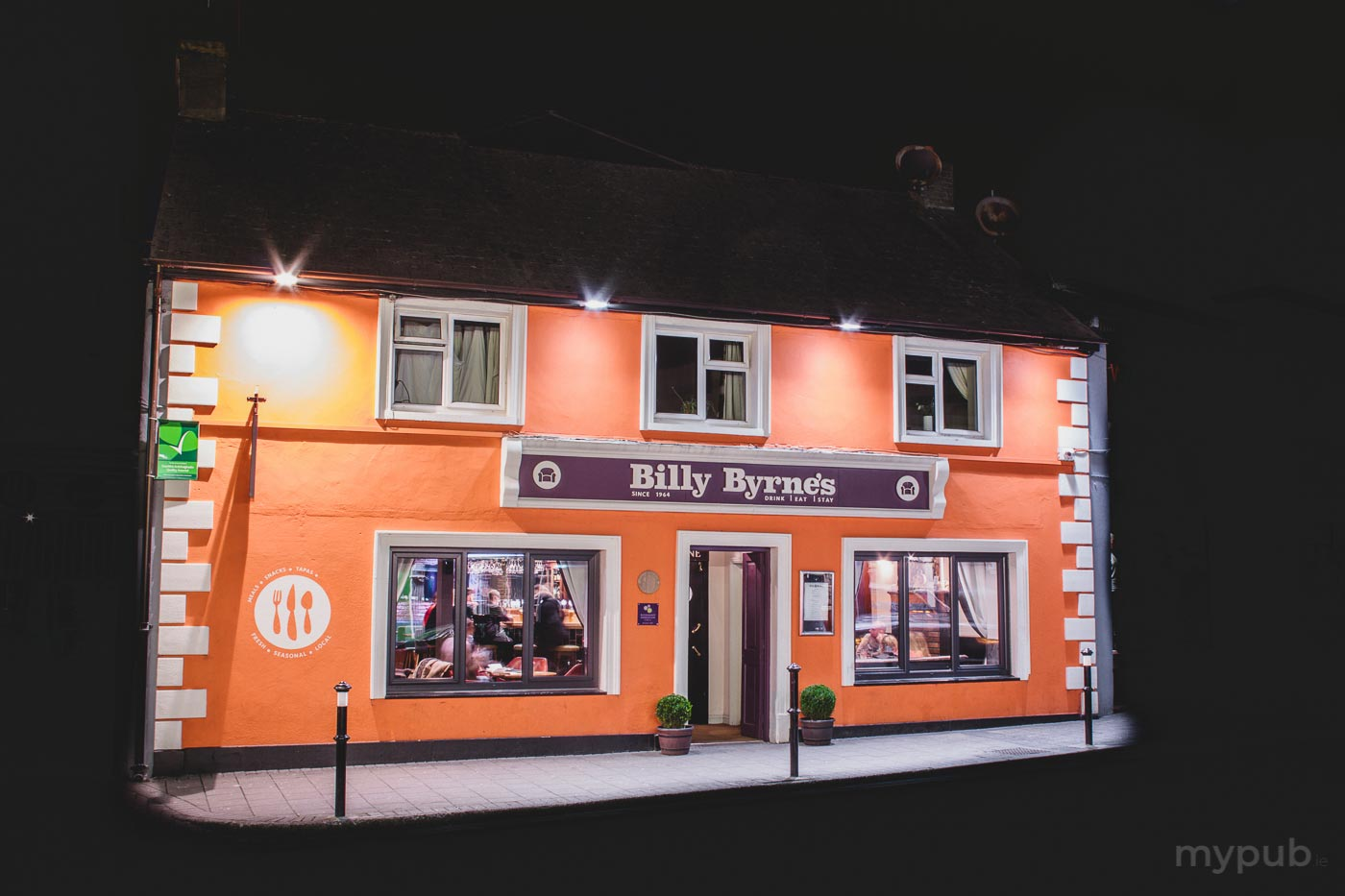 Billy Byrnes - Kilkenny CIty