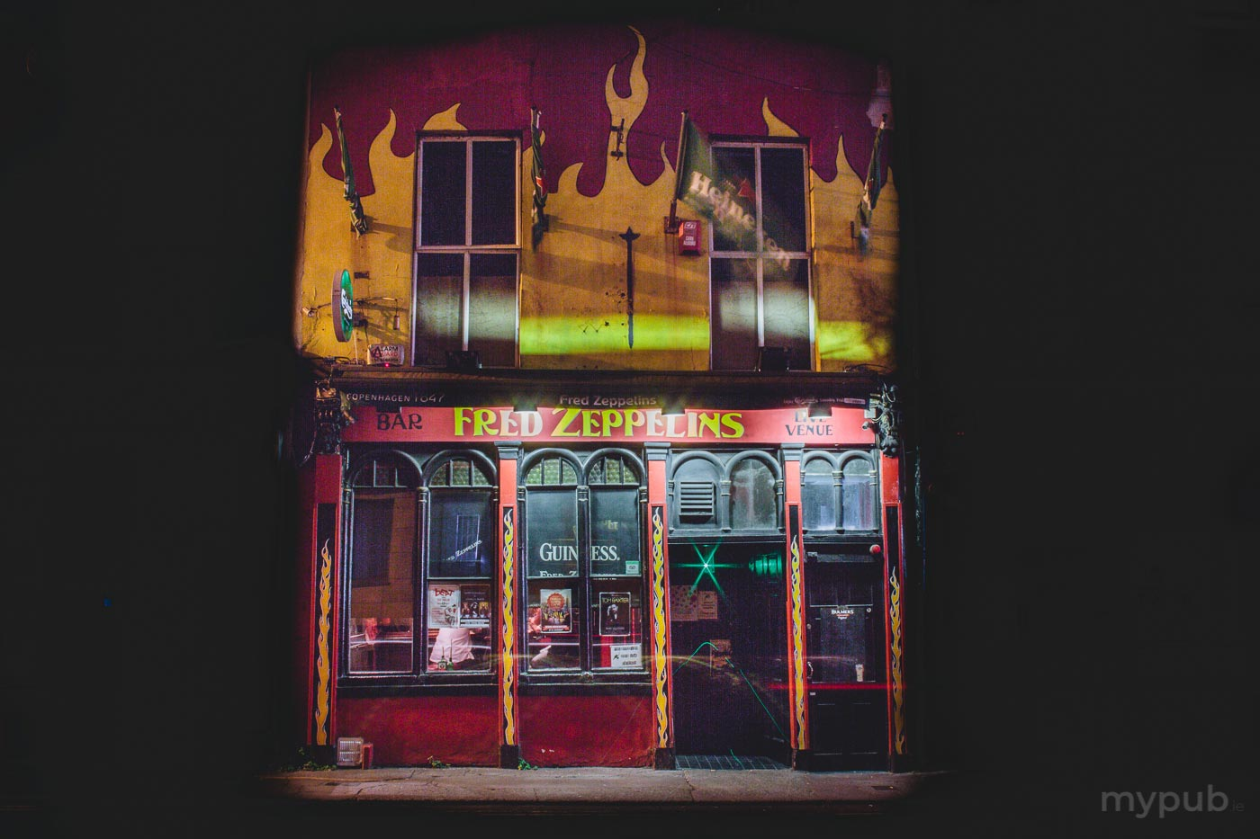 Fred Zeppelins - Cork City