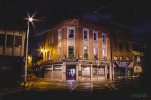 Hughes Bar - Dublin City