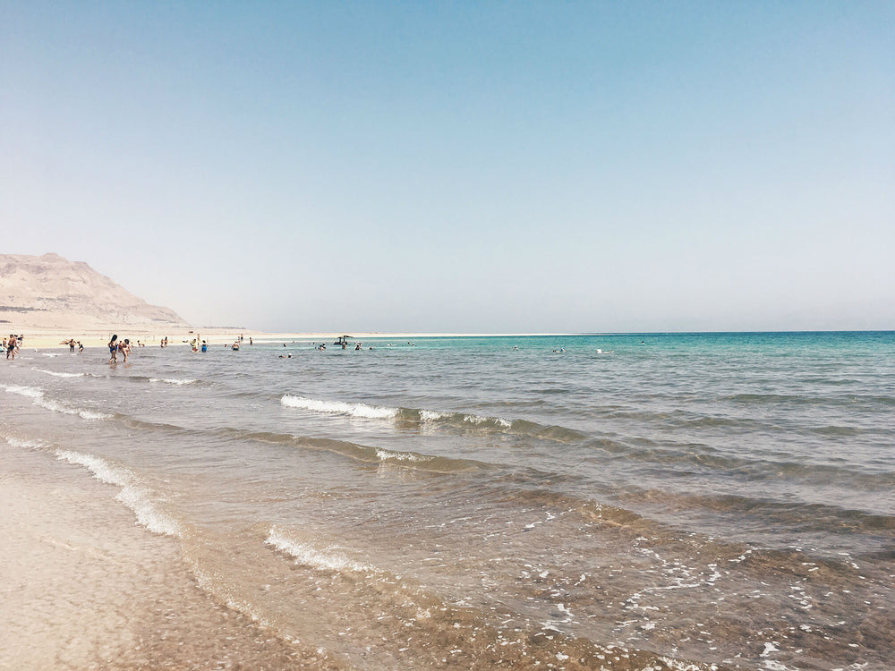 How the Dead Sea Inspired Our New Swimwear
