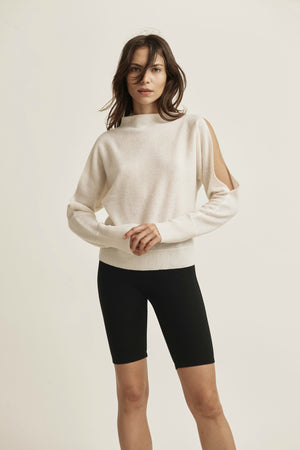 Gillian Split Sleeve Pullover