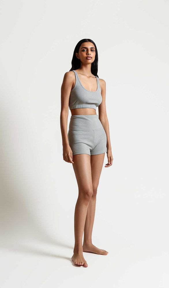 Ieva High Waisted Shorts